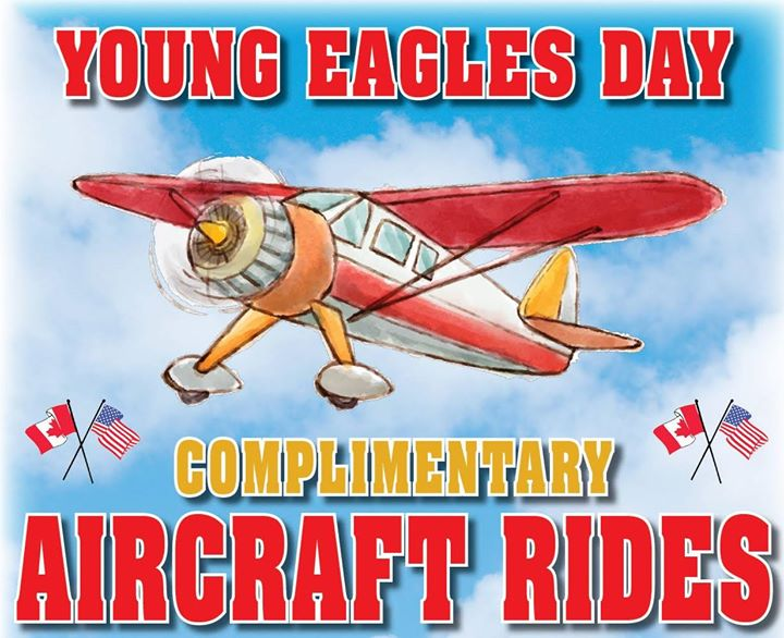 Pilots Needed – Young Eagles Day